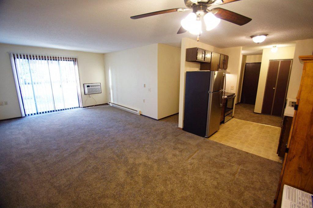 Northern Oaks Apartments open floorplan