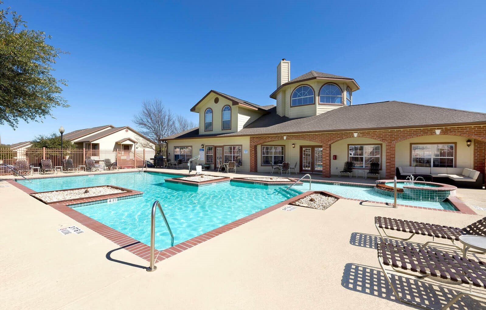 Resort-Style Pool at Clear Creek Meadows, Copperas Cove , 76522