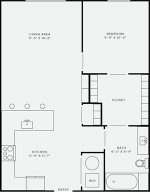 1 Bedroom Style O