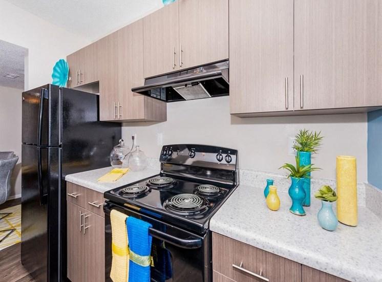 Wilmington Apartments Kitchen