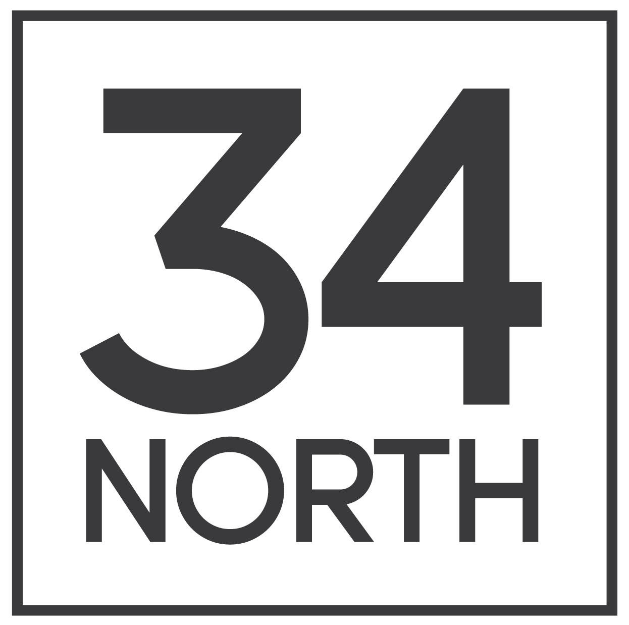 34 North Logo