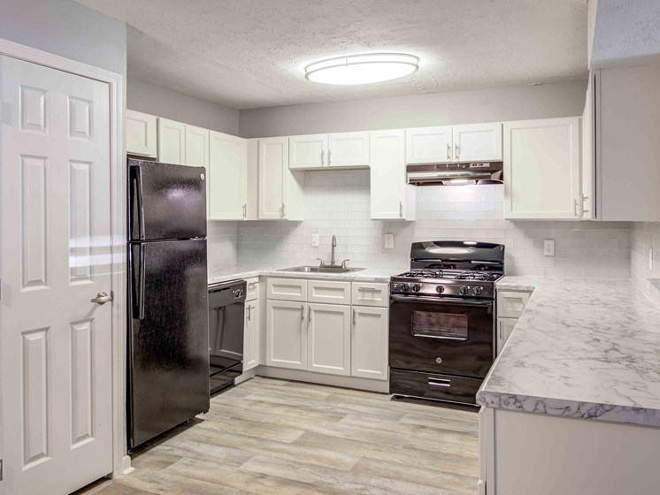Apartments in Marietta GA -Stratford Ridge Kitchen