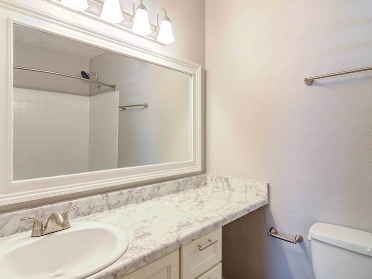 Marietta Apartments -Stratford Ridge Bathroom