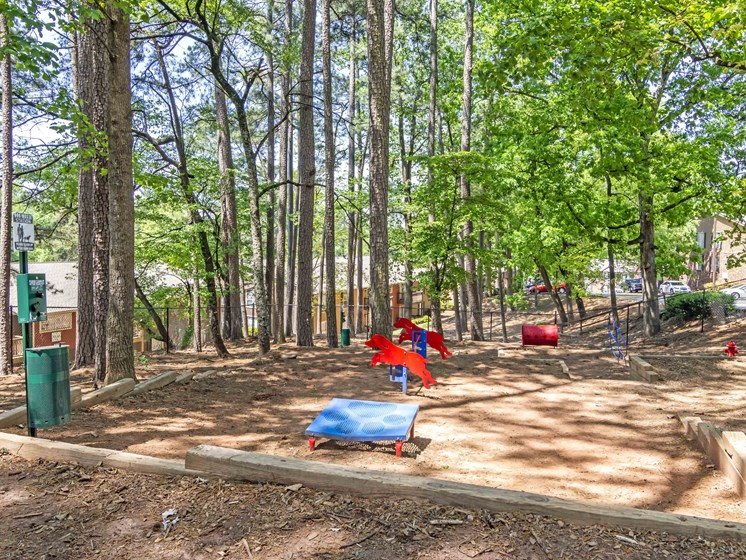 Pet Friendly Apartments in Marietta GA -Stratford Ridge Dog Park