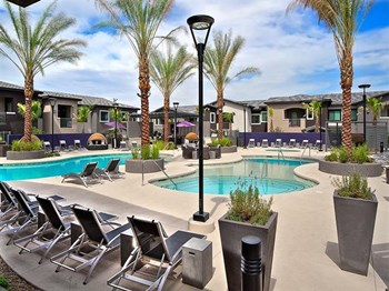 4450 South Hualapai Way 2 Beds Apartment for Rent Photo Gallery 1