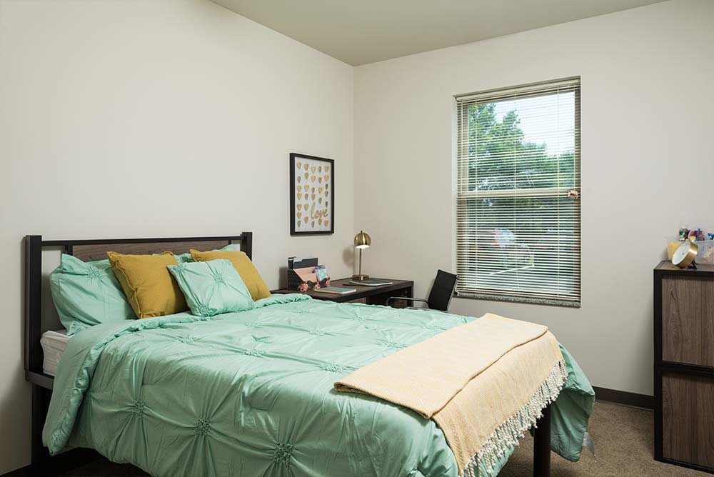 Spacious Apartments at College Suites at Hudson Valley, Troy, New York