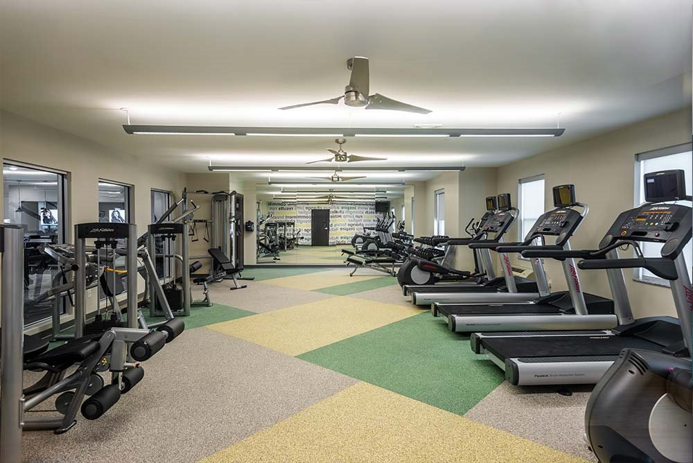 Cardio Equipment at College Suites at Hudson Valley, Troy, NY, 12180