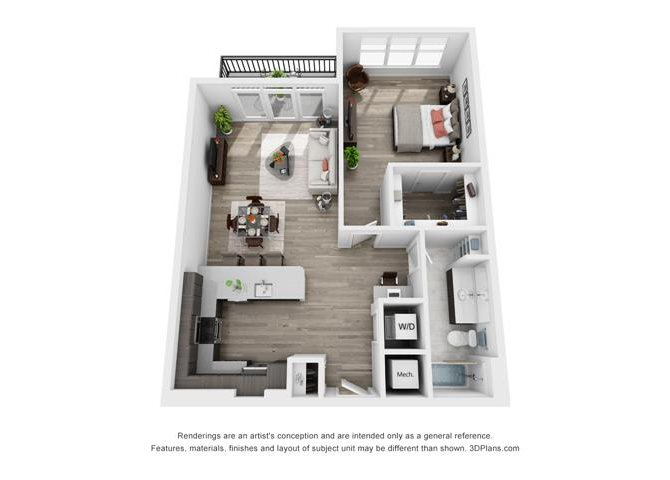 Devon Floor Plan 4