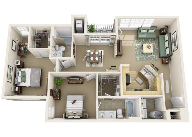 Grand Central Floor Plan 5