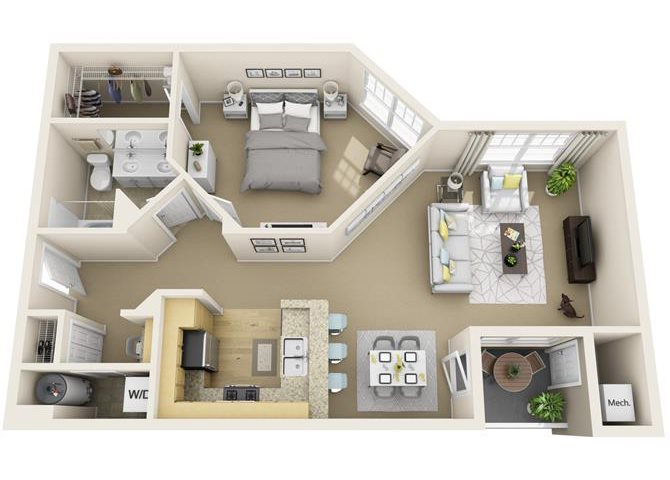 Oxford Floor Plan 3