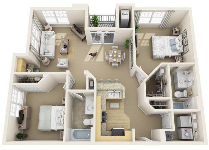 Victoria Floor Plan 6