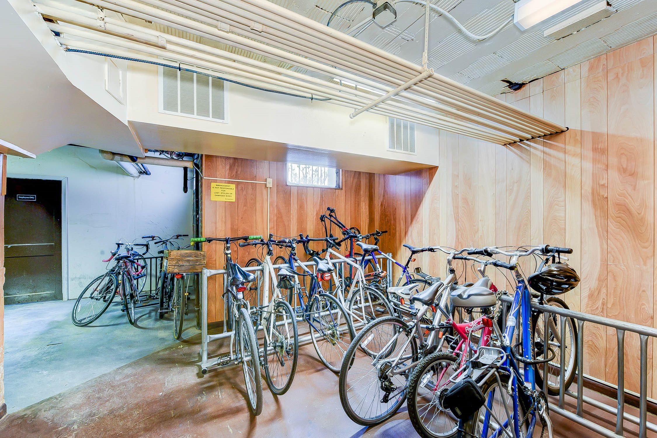 Meridian-Park-Apartments-Bike-Room