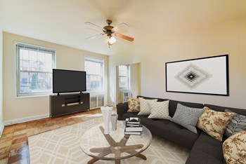 1401 Sheridan St NW Studio-1 Bed Apartment for Rent Photo Gallery 1