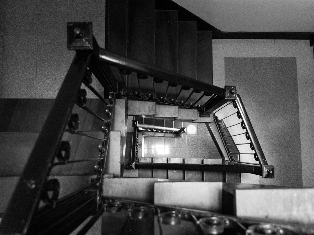 The-Foreland-Stairwell