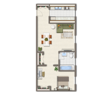 1000-Square-Foot-One-Bedroom-Apartment-Floorplan-Available-For-Rent-3213-Wisconsin-Avenue