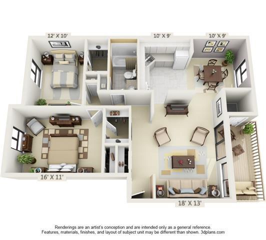 Regency Park Apartments: Regency Park Apartments EBrochure