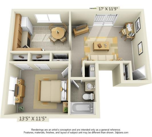 Floor Plans Of Armor Heights Apartments In Orchard Park, NY