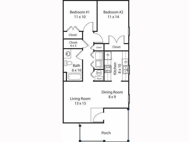 A1 Floor Plan 4