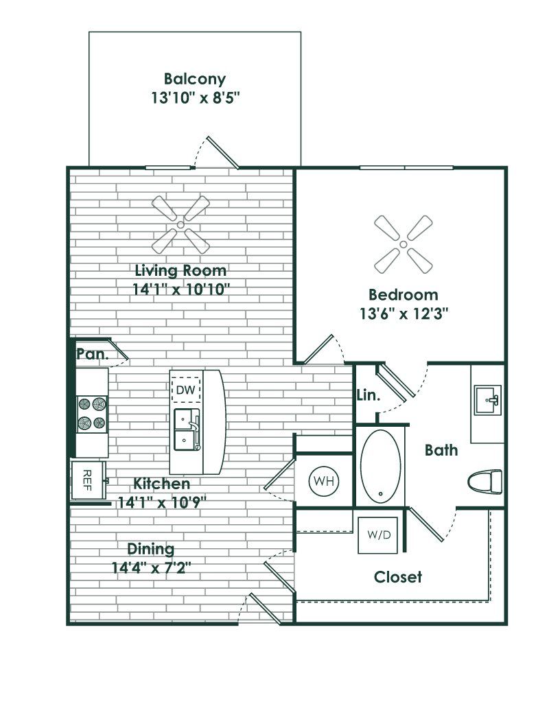 Cahaba Floor Plan 6