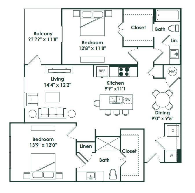 Vestavia Floor Plan 7