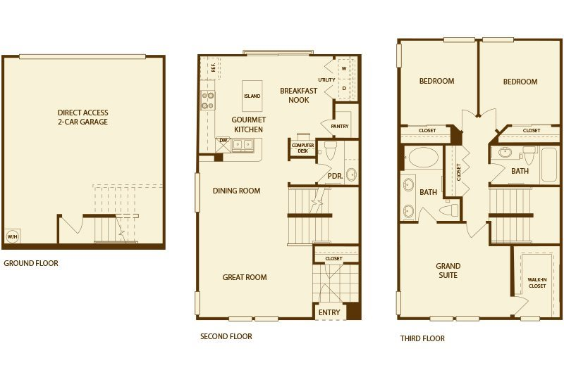 Seine Floor Plan 5