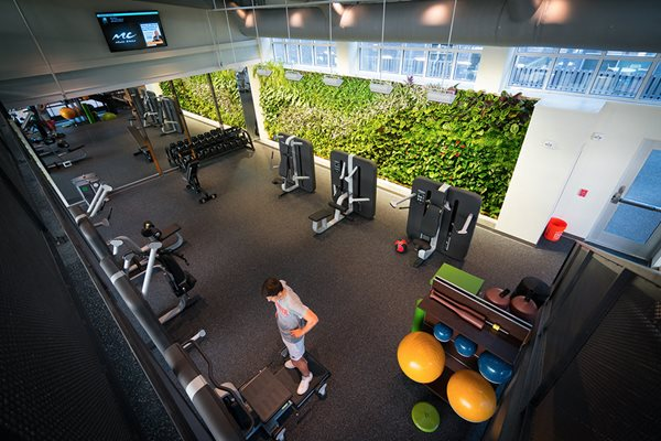 Bakery Living Fitness Center, apartments in Pittsburgh, Pennsylvania