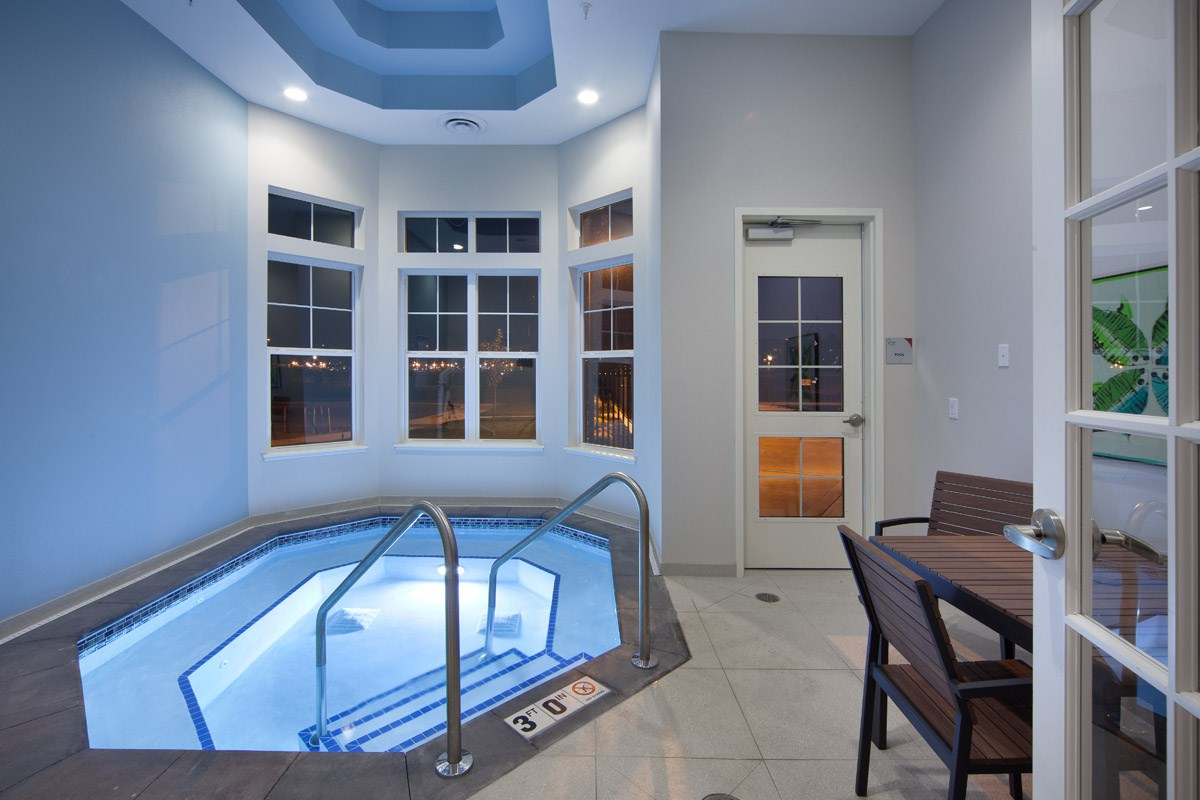 Spa at Skye at Arbor Lakes Apartments in Maple Grove, MN