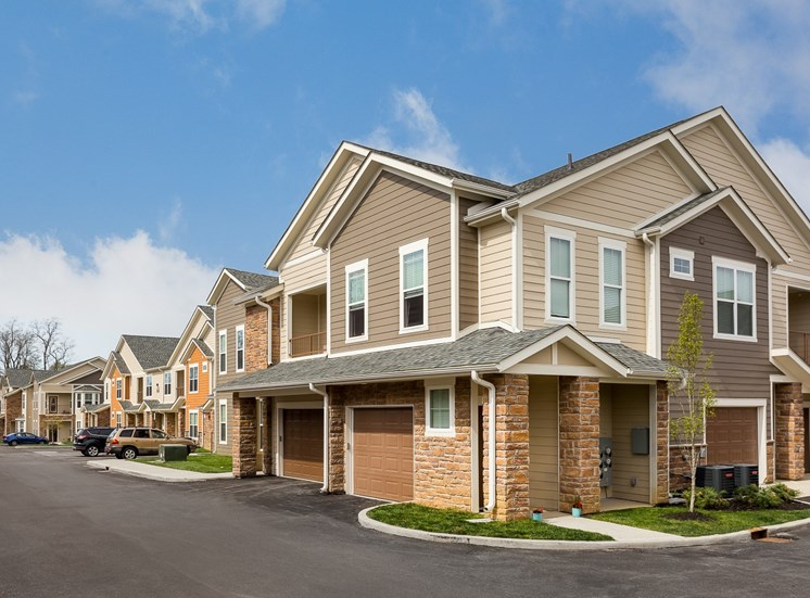 exterior apartments in louisville