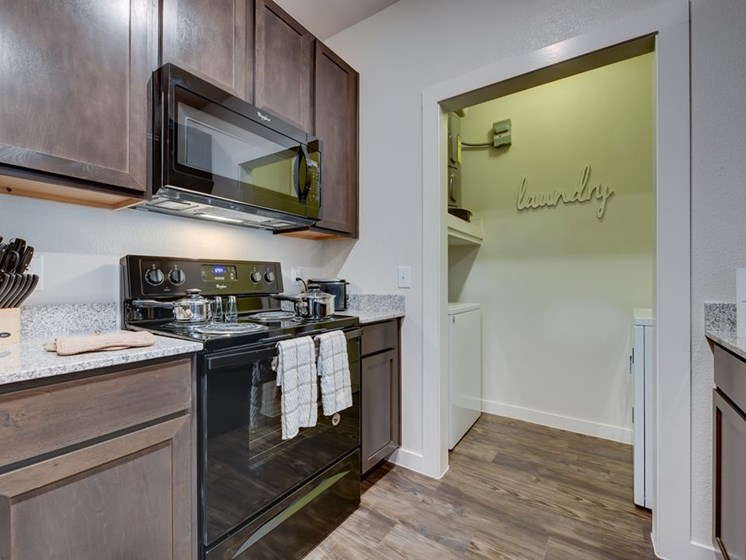 Apartments for Rent with Stylish Kitchen- The Sage