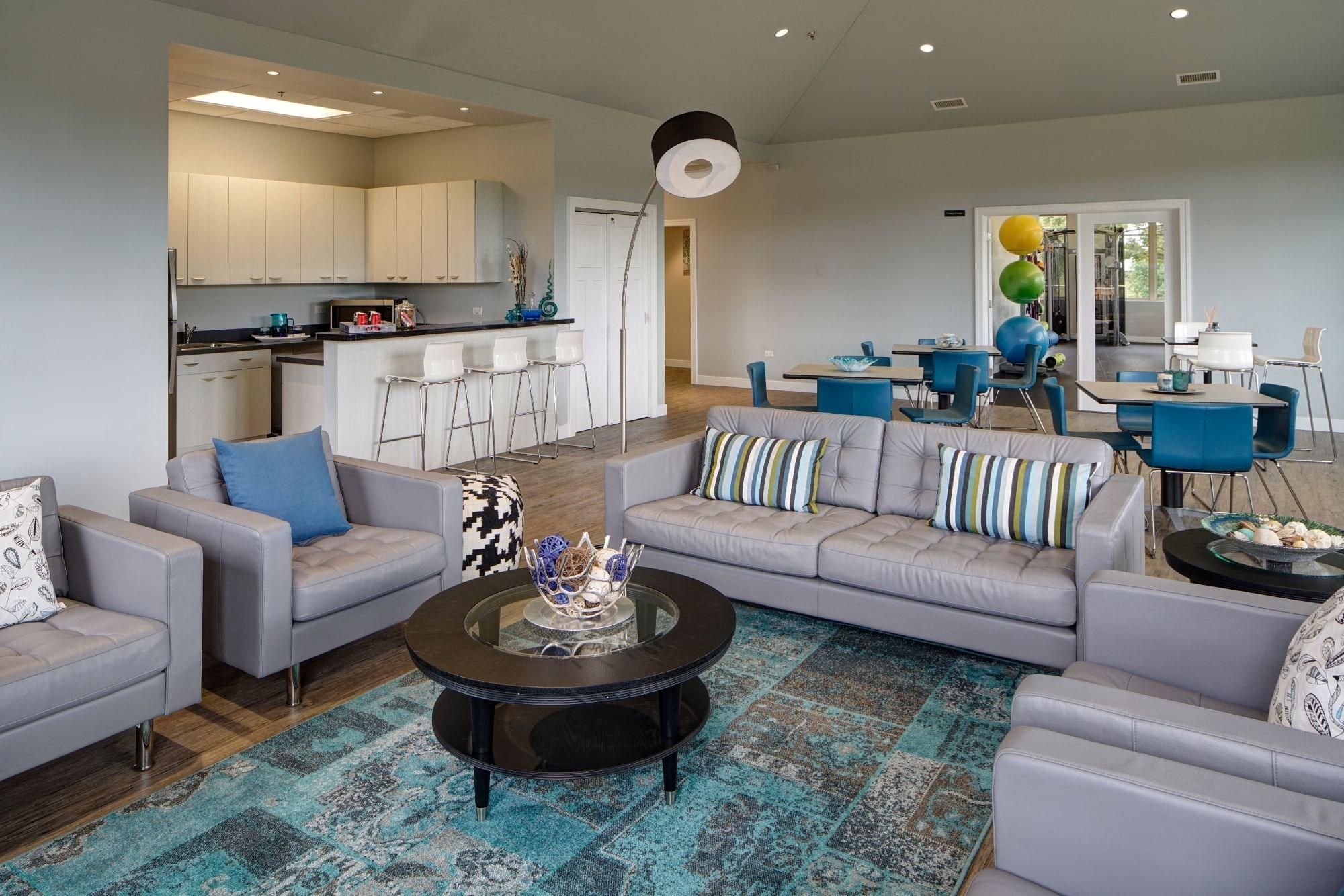 Luxurious Apartment Living, at Eagle Creek Apartments, Westmont Illinois