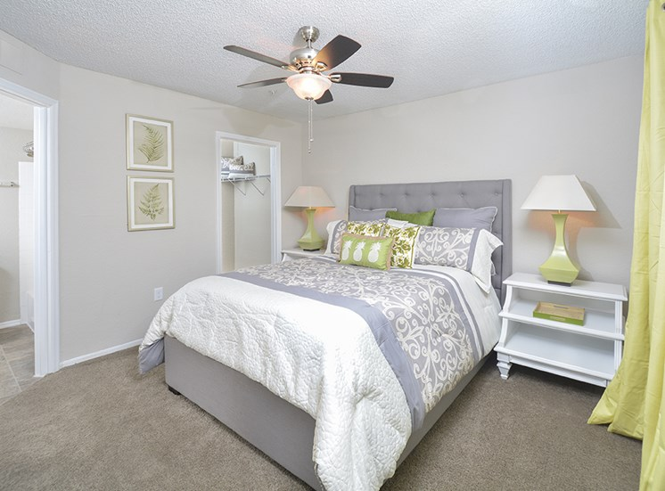 large bedroom apartment