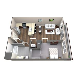 Apartment Type 1M