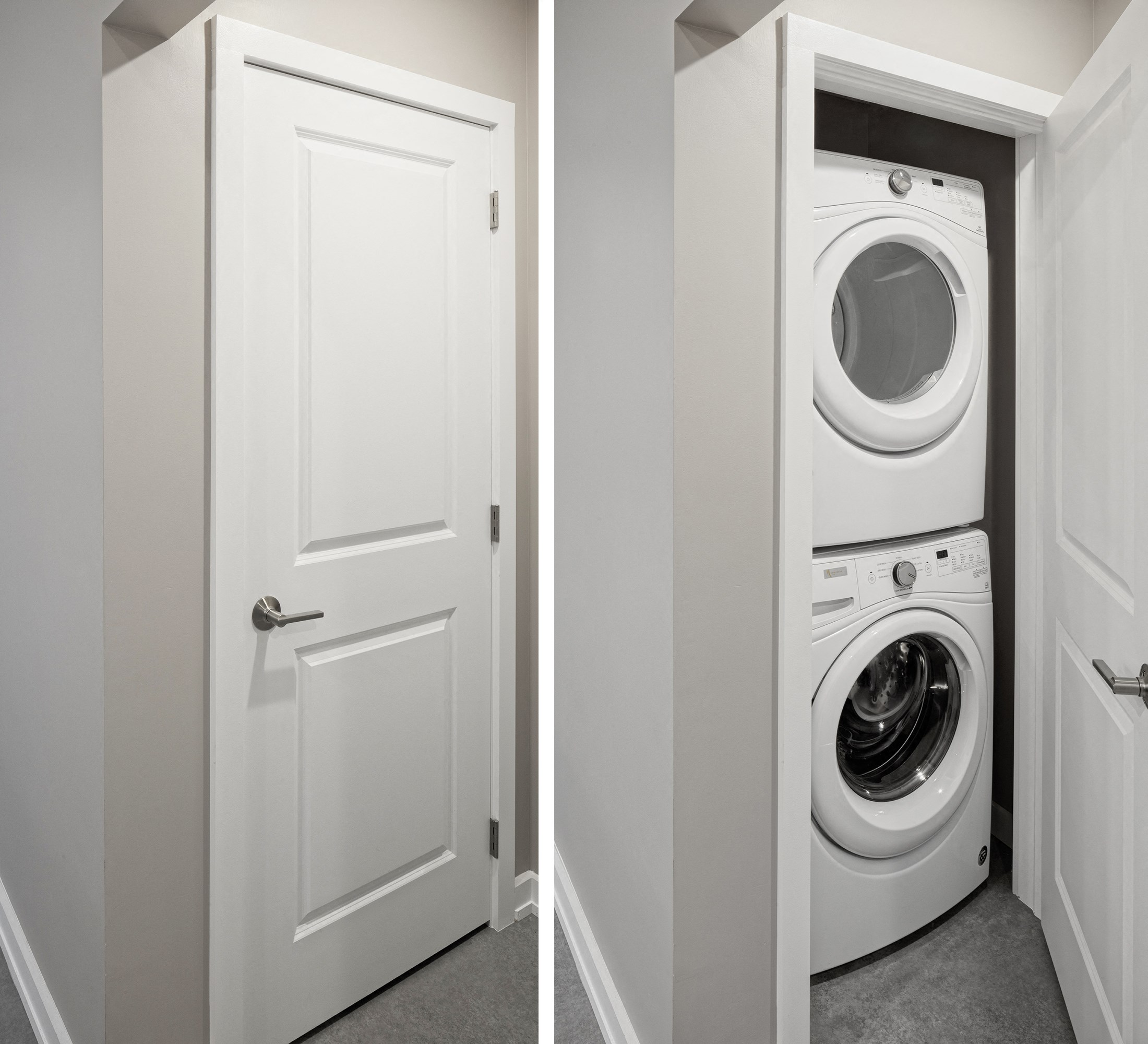 Full-Size In-Unit Washer/Dryers at The News, New York