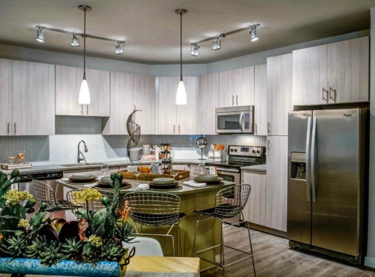 kitchen downtown san antonio apartments