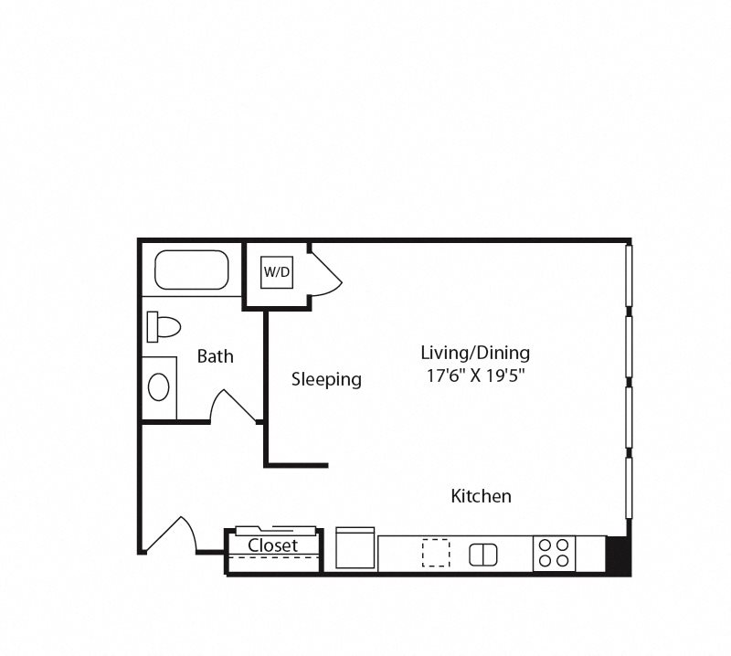 Edison Apartments: Floor Plans Of Edison In Long Beach, CA