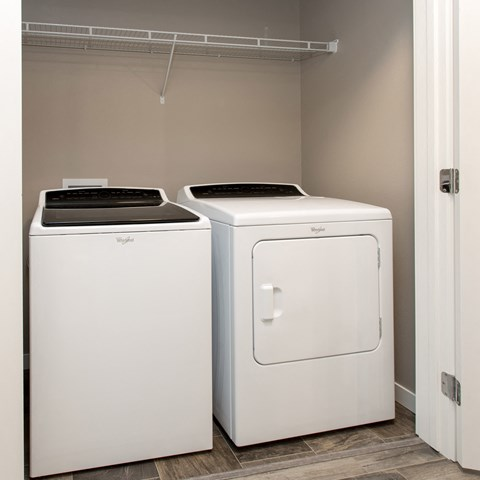 washer, dryer, laundry room