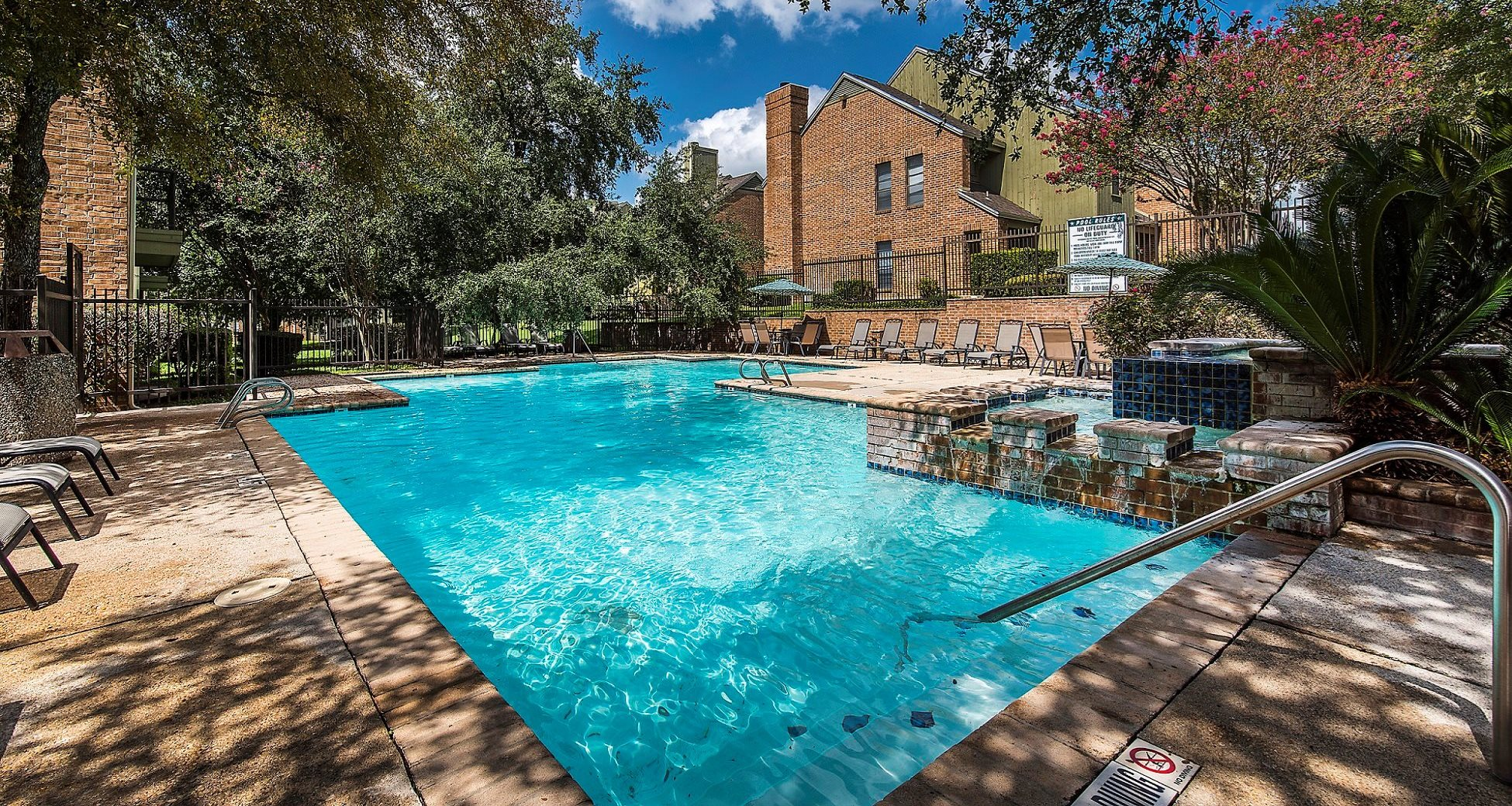 Park Greene Townhomes Apartments In San Antonio Tx