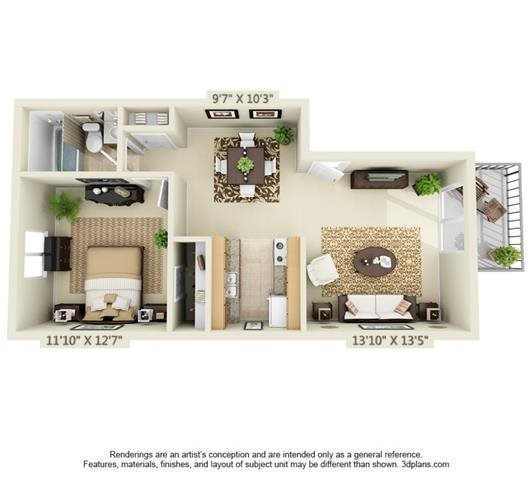 Apartments For Rent In Emerson Hill Staten Island: Floor Plans Of Emerson Square Apartments In Amherst, NY
