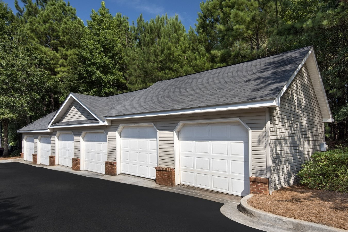 Private Garage for Residents