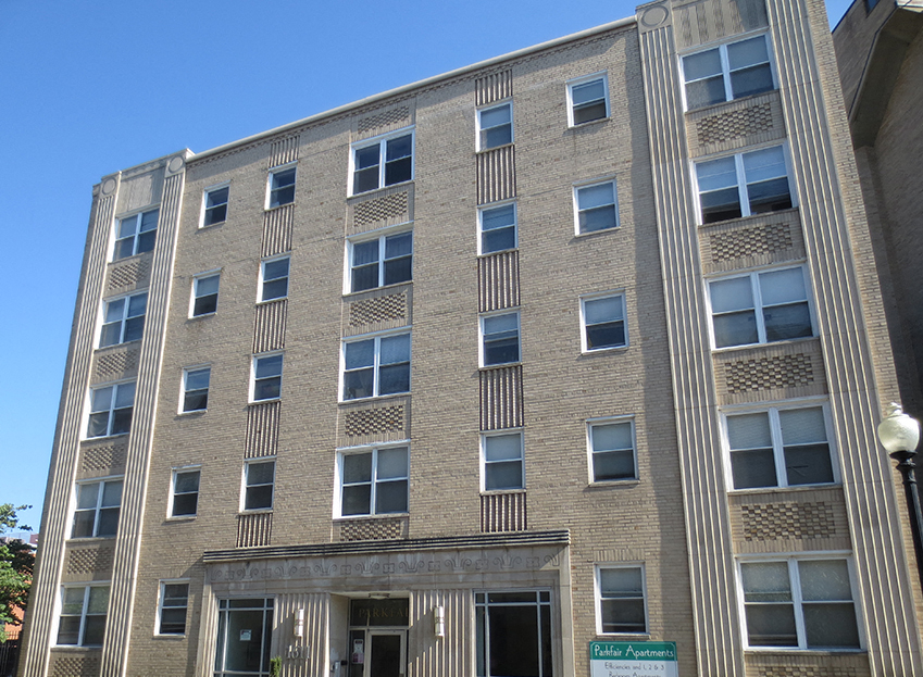Parkfair Apartments Washington, DC