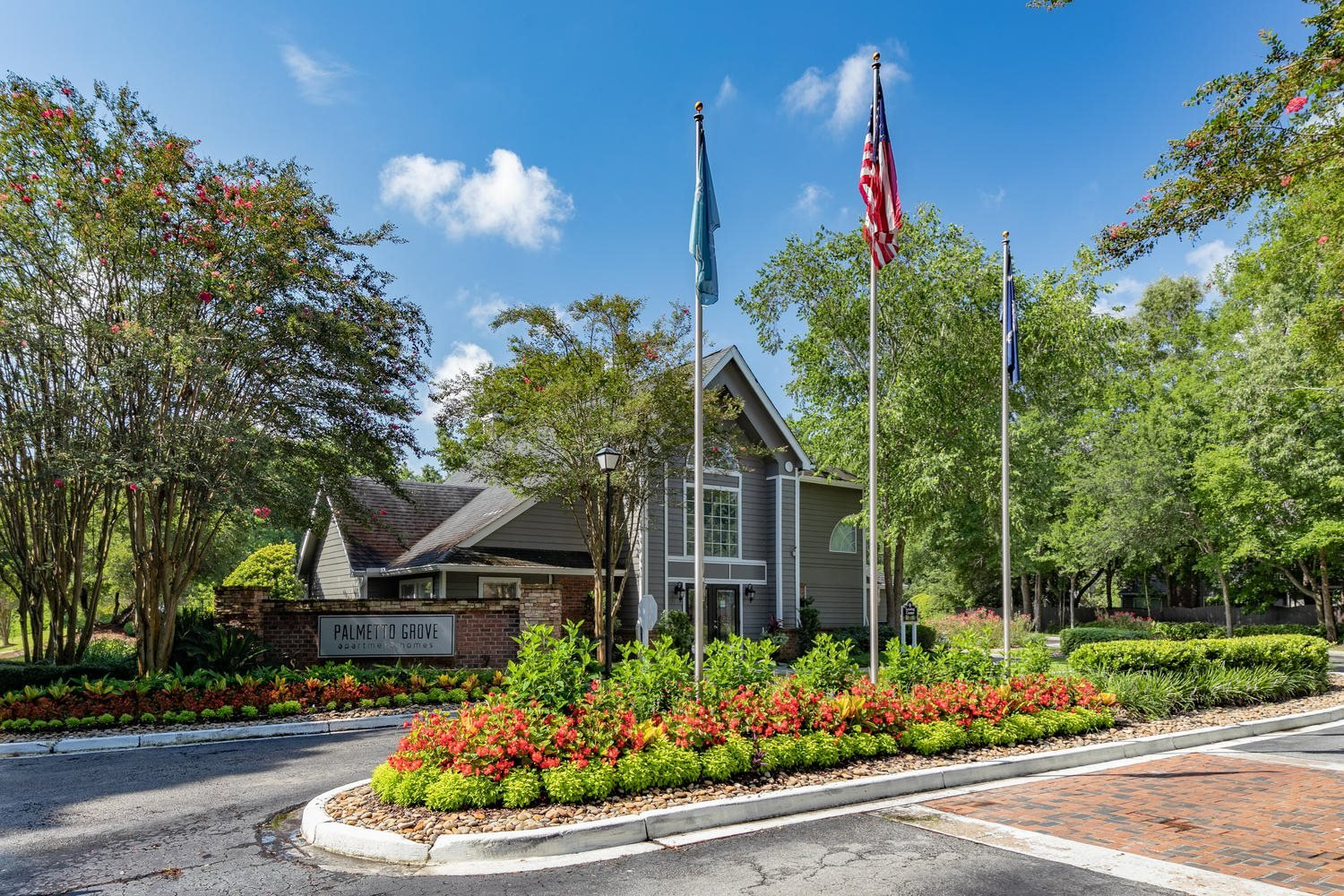 Large Leasing Office at Palmetto Grove, Charleston, SC, 29406