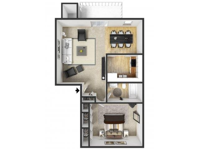 Floor plans of windridge apartments in grand rapids mi for 3 bedroom apartments in grand rapids mi