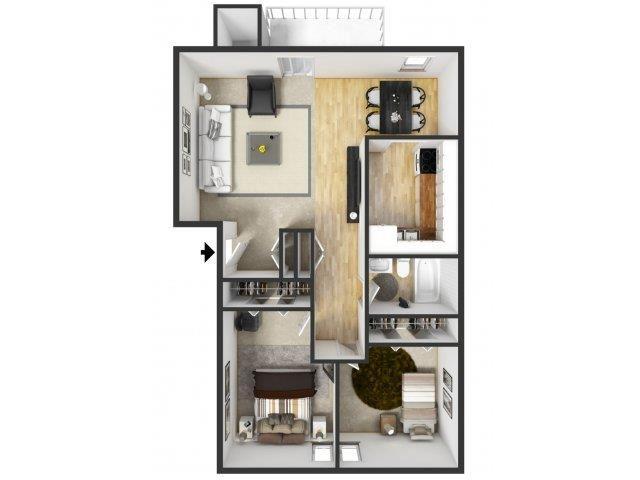 wind floor plan