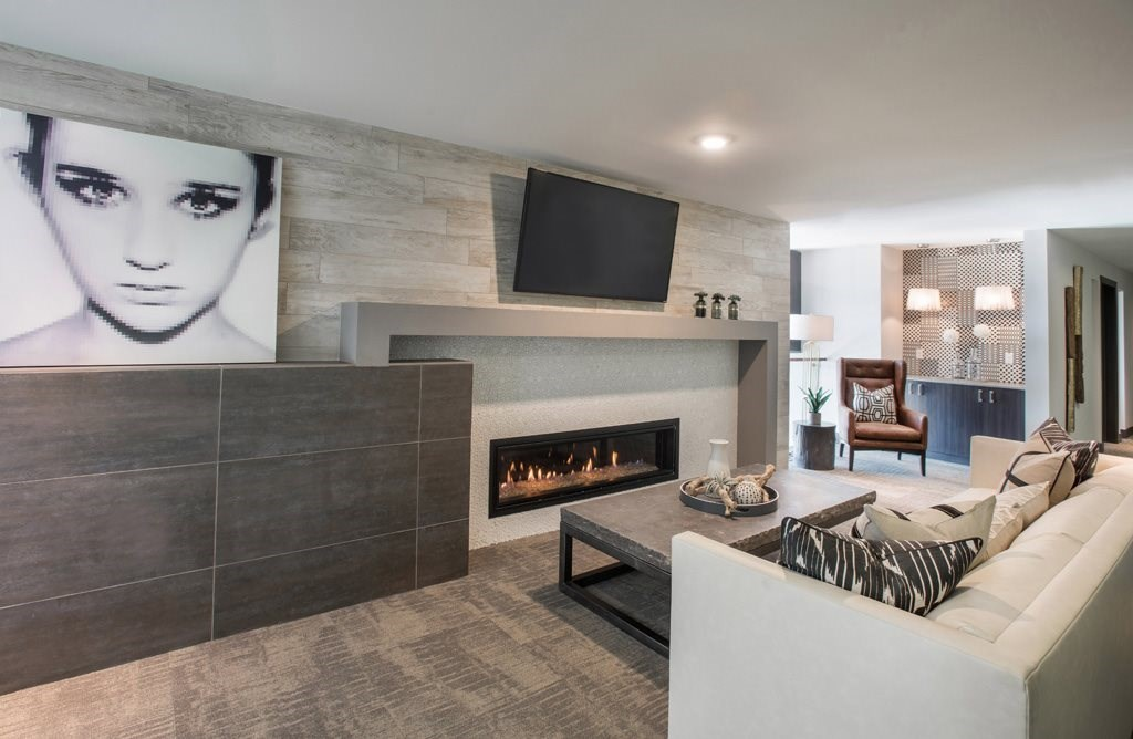 Clubhouse at Union West Apartments in Lakewood, CO