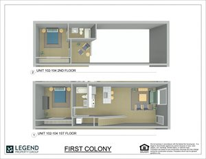 First Colony Flats Unit 104