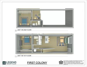 First Colony Flats Unit 105