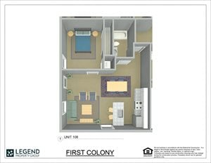 First Colony Flats Unit 108