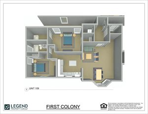 First Colony Flats Unit 109