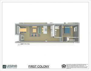 First Colony Flats Unit 112