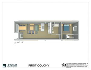 First Colony Flats Unit 113